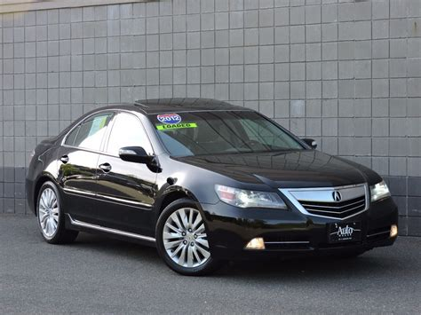 how it works cars 2012 acura rl seat position control used 2012 acura rl tech pkg at auto house usa saugus