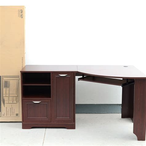 magellan collection corner desk magellan collection corner desk and hutch ebth
