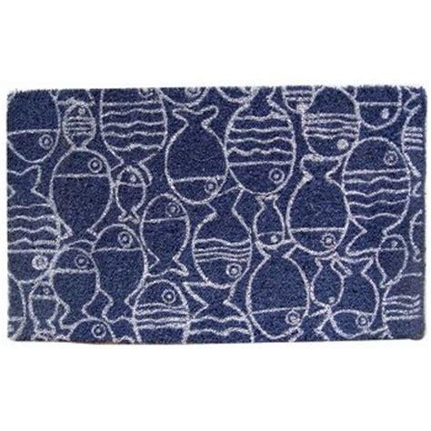 Fish Doormat school of fish doormat