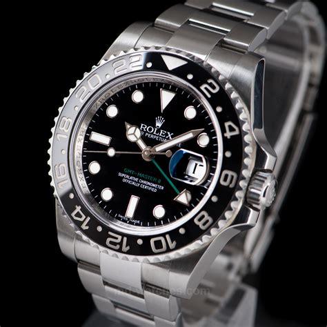 Rolex GMT Master II 116710LN Ceramic