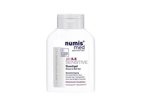 Ultra Detox Bath Ingredients by Numis Med Ph 5 5 Sensitive Shower Bath Gel 200 Ml