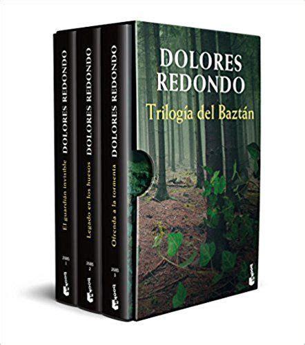 libro trilogia de baztan dolores redondo libros 10
