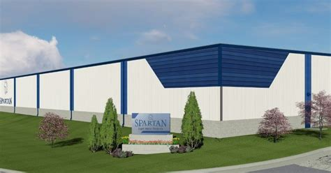 spartan light metal products spartan light metal adding warehouse in sparta ill