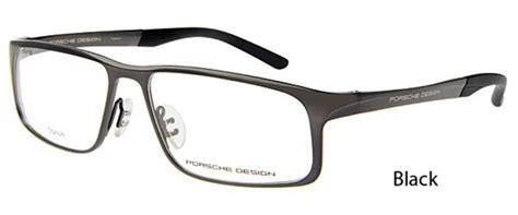 Frame Porsche Design 2649 my rx glasses resource porsche eyewear p8165 frame eyeglasses