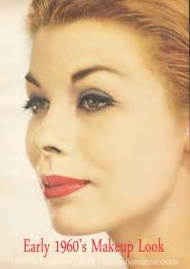 1960s makeup early 1960s makeup hairstyles