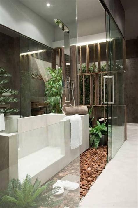 rainforest bathroom borderline greenhouse