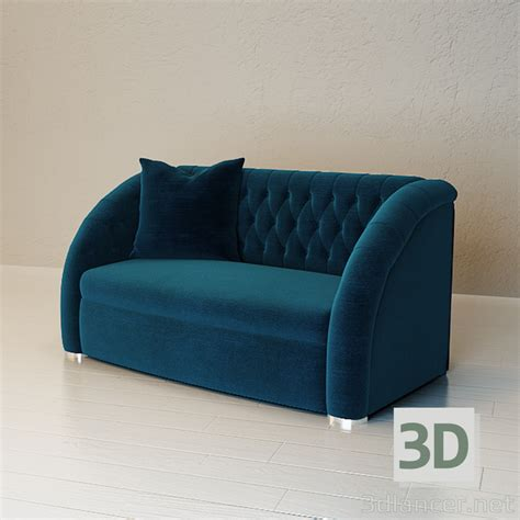 sofa 3d model free download 3d model sofa in the style of classicism download for free