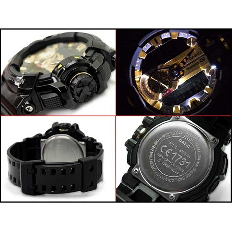 Casio G Shock Gba 400 1a Original montre g shock gba 400