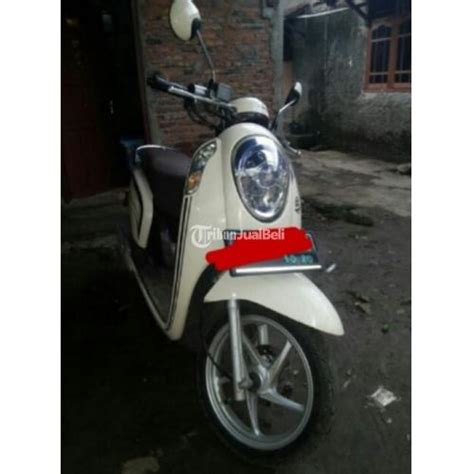 Velg Top Andong Matic Honda motor matic honda scoopy second tahun 2015 velg racing bekasi jawa barat dijual tribun