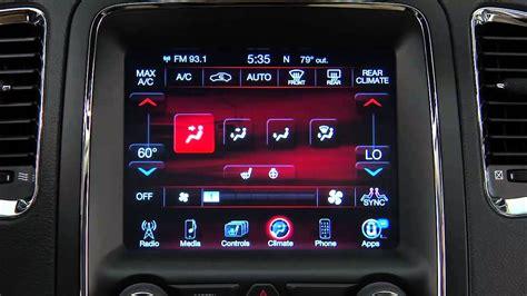 dodge dart navigation upgrade add uconnect navigation to dodge dart autos post