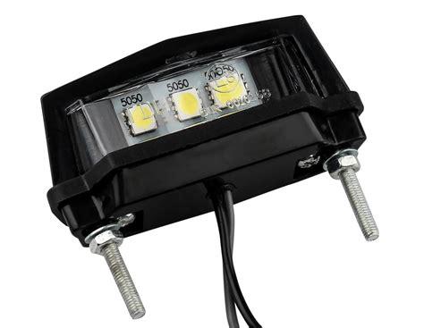 Mini Motorrad Kennzeichen led kennzeichenbeleuchtung nummernschild beleuchtung mini