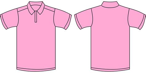 Polo Polos Baby Pink Kaos Kerah Polos Baby Pink T1910 5 pink template etame mibawa co