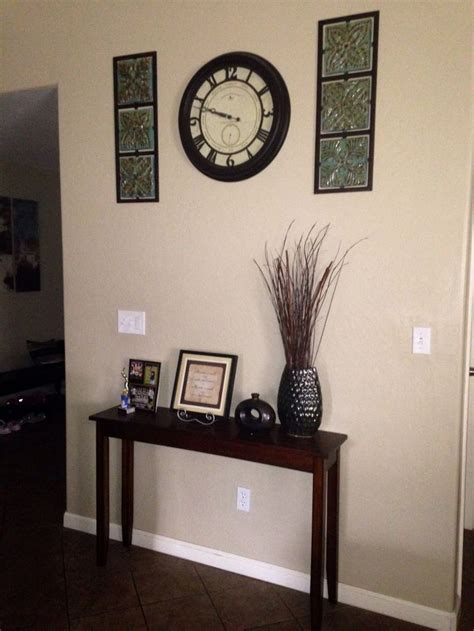 home entryway furniture small foyer staging staging the