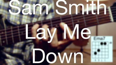 Gitar Akustik By Lay lay me sam smith guitar lesson guitar tutorial