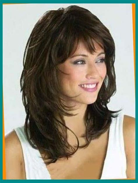 shag medium length for plus size women 1000 ideas about shag hairstyles on pinterest short