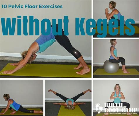 Pelvic Floor Muscles Exercises For by 1000 Ideas About Pregnancy Pilates On