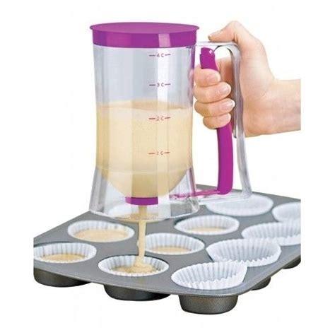 cupcake batter dispenser batter dispenser cupcake pancake baking tool muffin jug