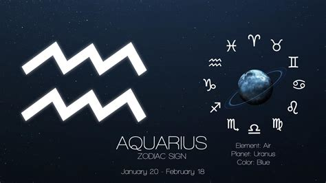 amazingly fascinating facts about the zodiac sign aquarius