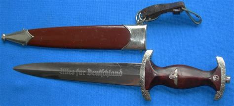 Sale Sabuff Original Usa german sa honor dagger dated 1933 named sturmf 252 hrer