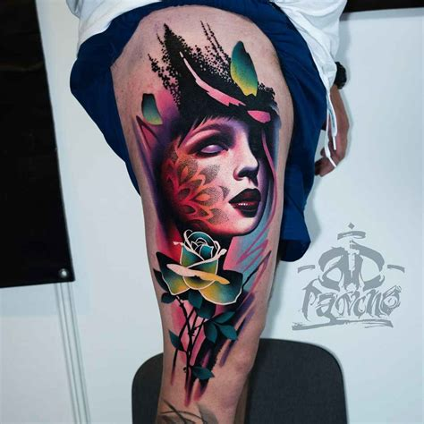 tattoo magazine designs realistic by a d pancho inkppl magazine