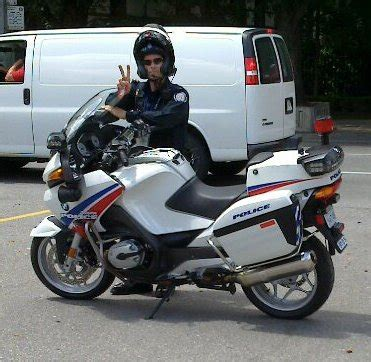 tps bmw r1200rp | toronto police service have started