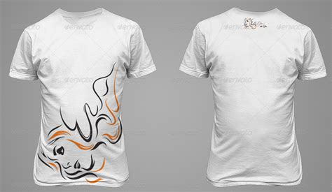 mock up shirt templates t shirt mock up by splasharia graphicriver