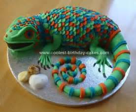 Lizard Cake Template by Lizard Cake On Snake Cakes Alligator Cake And
