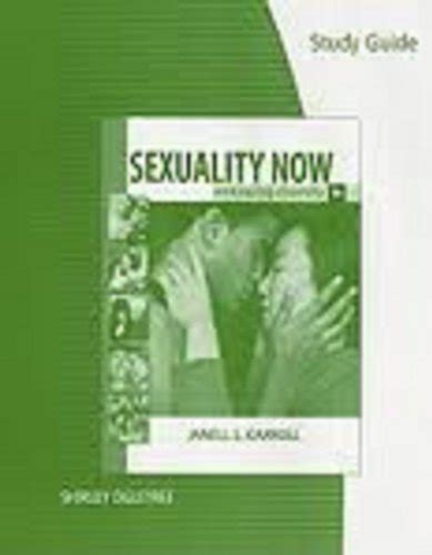 sexuality now embracing diversity books study guide for carrolls sexuality now embracing