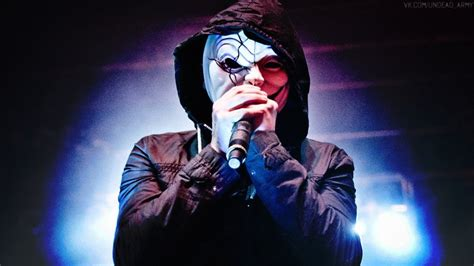 hollywood undead da kurlzz wallpaper by undeadmarked on