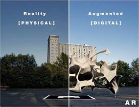 Augmented Reality by Augmented Reality