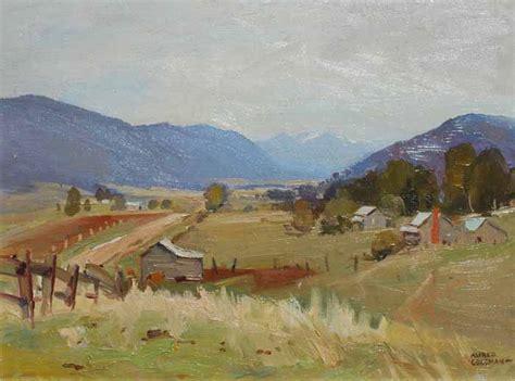 Landscape Paintings Australia Paintings Alfred George Coleman Page 3 Australian