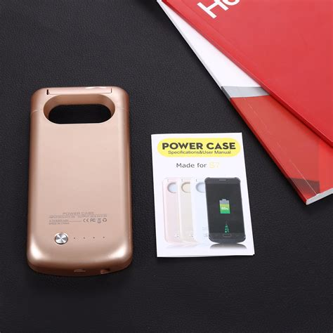 Power Bank Samsung 3 Kali Cas rechargeable batterie de secours coque externe chargeur portable ebay