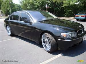 2004 Bmw 745li For Sale 2004 Bmw 7 Series 745li Sedan In Jet Black Photo 8