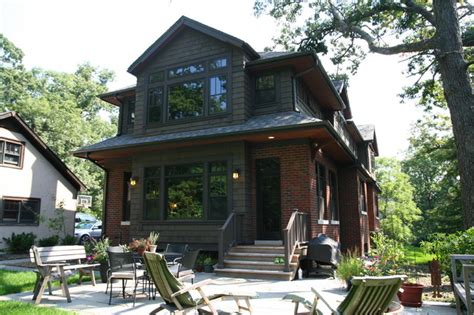 bungalow renovation and addition traditional exterior