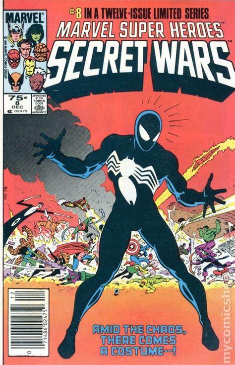 marvel super heroes secret wars a novel of secret wars comic books issue 8