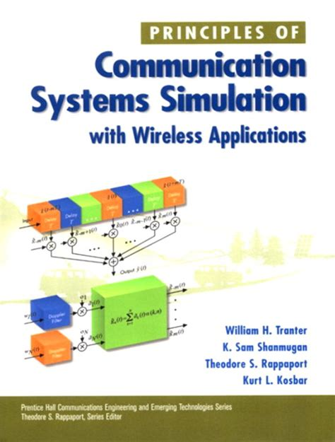 modeling and simulation of systems using matlab and simulink books principles of communication systems simulation with