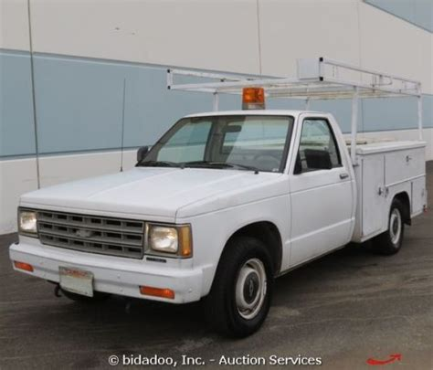 auto air conditioning service 1996 chevrolet g series g30 on board diagnostic system sell used 1996 chevrolet s 10 rolling chassis in lima ohio united states