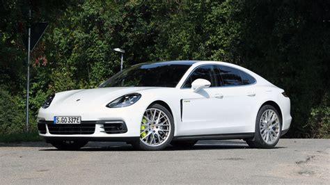 Porsche Panamera E Hybrid Review by 2018 Porsche Panamera 4 E Hybrid Review Saving Fuel Feels