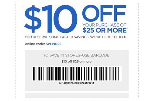 jcpenney coupons 15 off 25