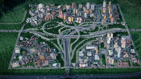 mod game simcity road trench raise bridge tunnel mod simcity