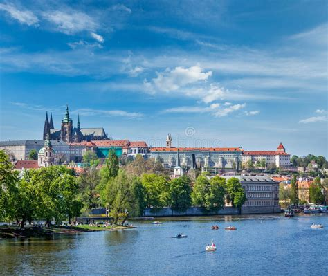 paddle boat prague prices view of charles bridge over vltava river and gradchany
