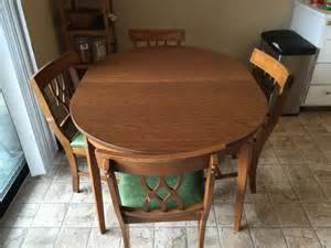 Dining Room Tables Seattle Dining Room Set Table And 4 Chairs Furniture In Seattle Wa Offerup