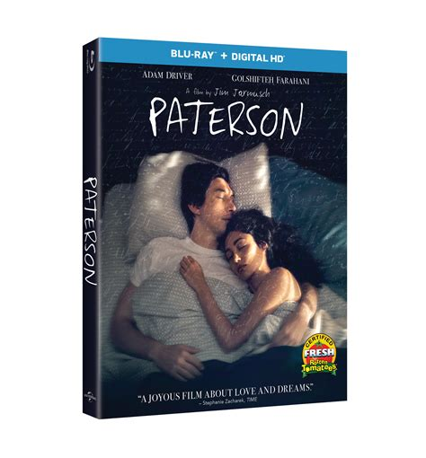 from universal pictures home entertainment paterson