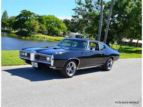 1968 Pontiac Tempest 1968 pontiac tempest for sale classiccars cc 818589