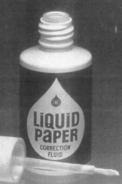 How To Make Liquid Paper - kidlit celebrates s history month invent