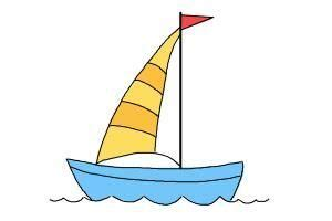 how to draw a boat using figure 8 1000 ideas about boat drawing on pinterest