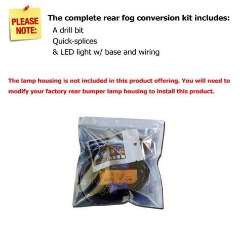 subaru brz fog light kit scion fr s subaru brz led 3rd brake light rear fog light kit