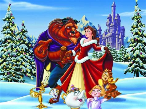wallpaper disney natal disney christmas wallpapers wallpaper cave