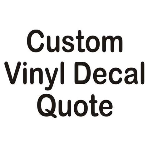 custom vinyl stickers for walls quotation request for custom vinyl automotive lettering