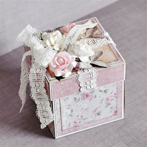 Handmade Explosion Box - 17 best images about handmade explosion box cards on